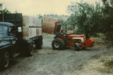 Hillcrest Orchard, 1967 tractor